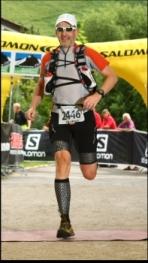 Über mich - Thomas Brust - Zieleinlauf Zugspitz Ultratrail