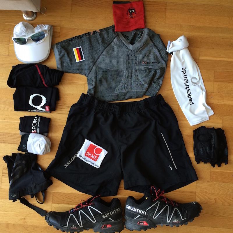 Kleidung für G2G Ultra