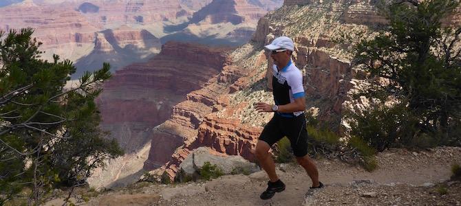 Grand Canyon : Rim Trail – Mather Campground – Yavapai Point – Hermits Rest und zurück