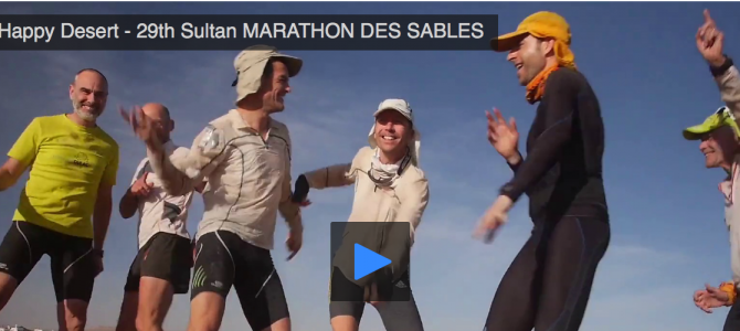 Marathon des Sables Backstage