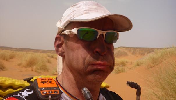 Zurück im großen Sandkasten - Dreckig - Marathon des Sables 2016