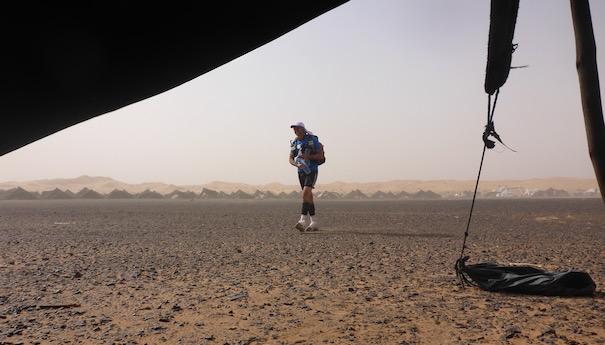 Zurück im großen Sandkasten - Finisher - Marathon des Sables