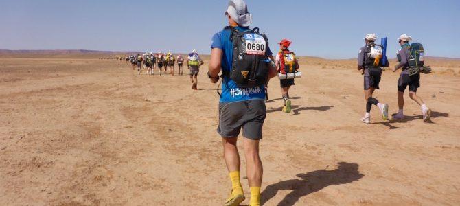 Wieder 41 Kilometer. MDS 2016 – Teil II