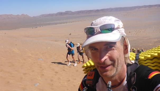 Portrait von Pedestrian - Die lange Etappe beim Marathon des Sables