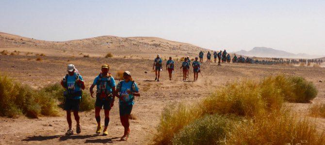 Die UNICEF Etappe beim Marathon des Sables